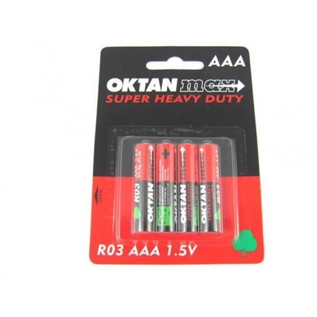 Bateria OKTAN R3 komplet 4 szt