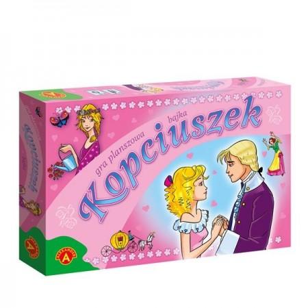 """Gra planszowa """"Kopciuszek"""""""