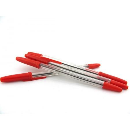 Długopis czerwony