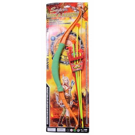 Łuk ze strzałami