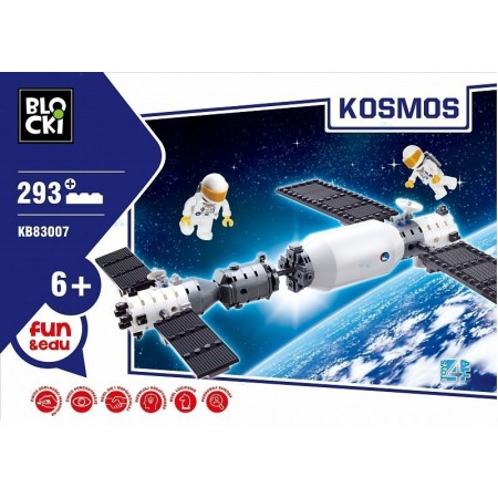 Klocki Blocki kosmos 293el.