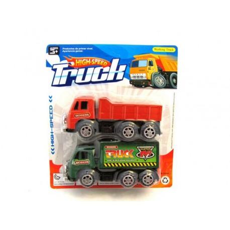 Ciężarówki blister