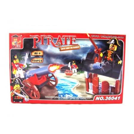 Klocki pirackie PIRATE 109 el