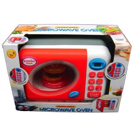Mikrofala na baterie
