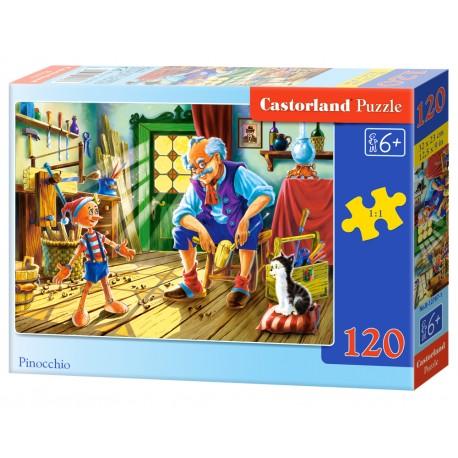 Puzzle 120 el. Pinocchio - Pinokio