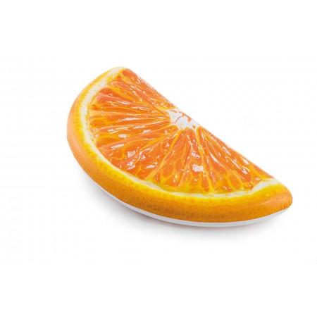 Materac plaster pomarańczy 58763