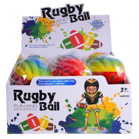 Piłka rugby piankowa