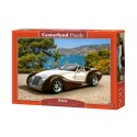 Puzzle 500 el. Roadster in Riviera - Auto starodawne