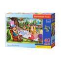 Puzzle 40 elementów MAXI Alice in Wonderland