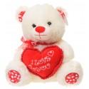 Miś serce I Love You Walentynka