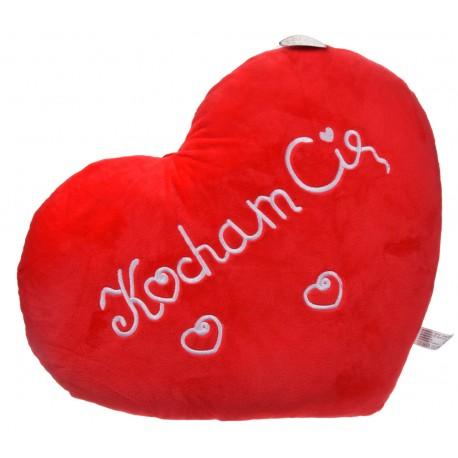 Serce duże Kocham Cię