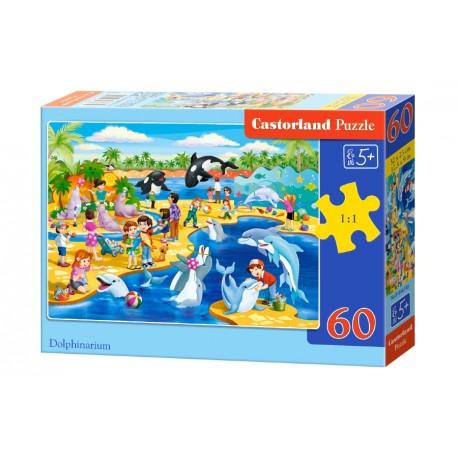Puzzle 60 el. Dolphinarium - Delfinarium