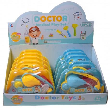 Doktor w walizce