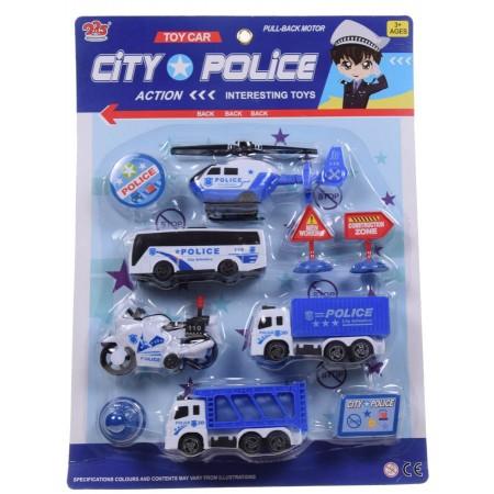 Pojazdy policyjne