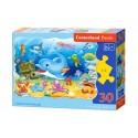 Puzzle 30 el. Underwater Friends - Podwodni przyjaciele