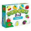 Sudoku owoce