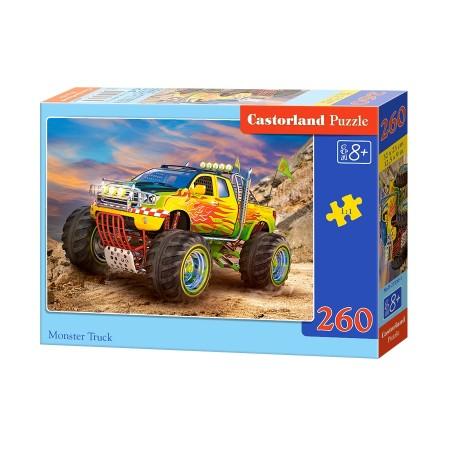 Puzzle 260 el. Monster Truck