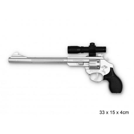 Pistolet na spłonke długi