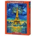 Puzzle 1500 el. Paris Celebration - Świętowanie w Paryżu