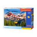 Puzzle 300 el. Fly transport - Transport lotniczy