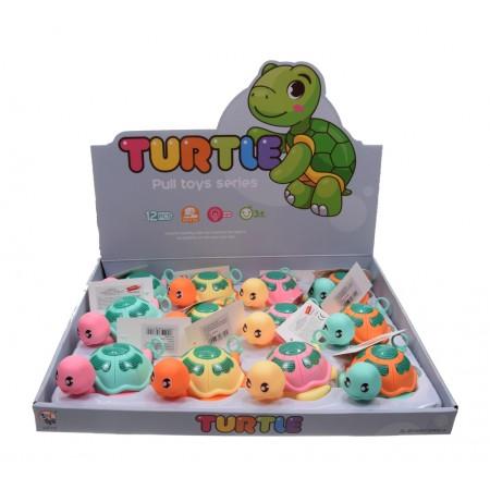 Naciągany żółwik