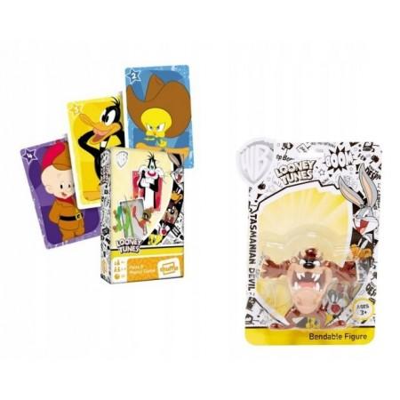 Karty piotruś Looney Tunes