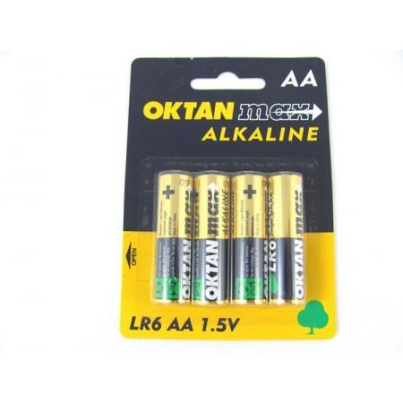 Baterie OKTAN R6 AA 4 szt