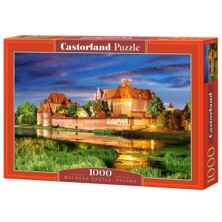 Puzzle 1000 el. Malbork Castle, Poland