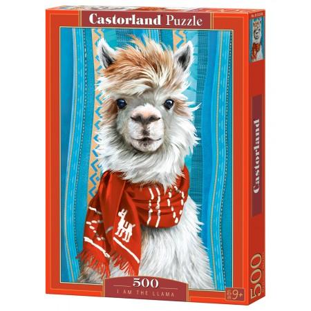 Puzzle 500 el. I am the Llama - Ja Lama