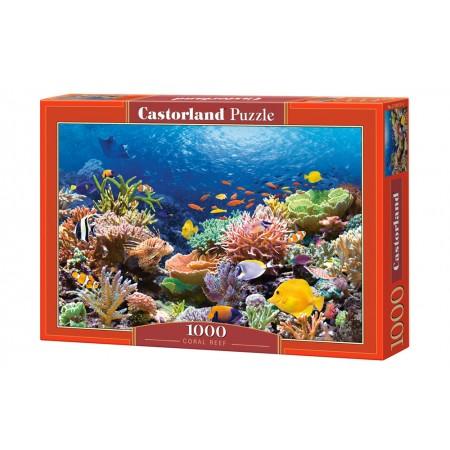 Puzzle 1000 el. Coral Reef - Rafa koralowa