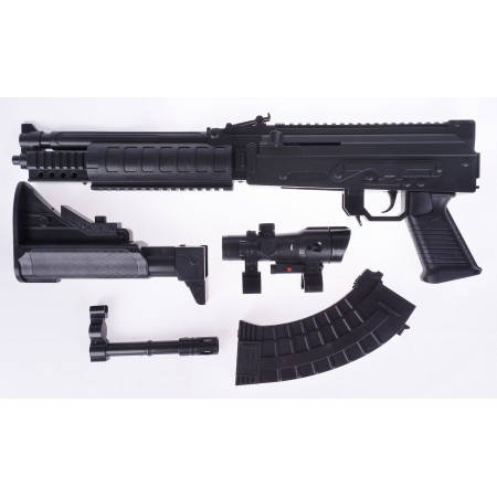 Imitacja broni - karabin na kulki laser