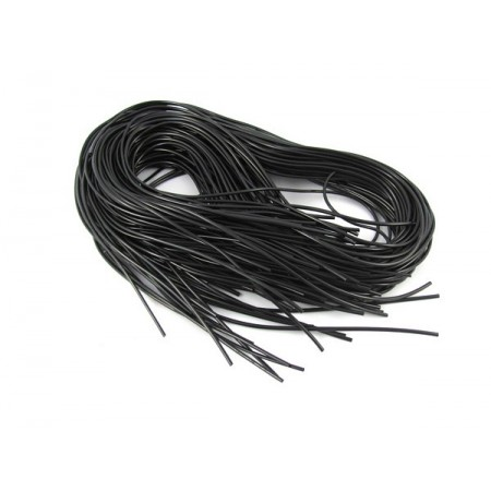 Czarna żyłka 80 cm