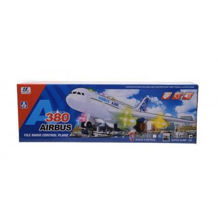 Samolot pudełko plastik