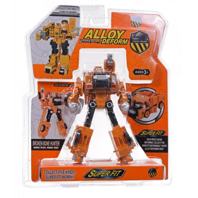 Robot wywrotka metal