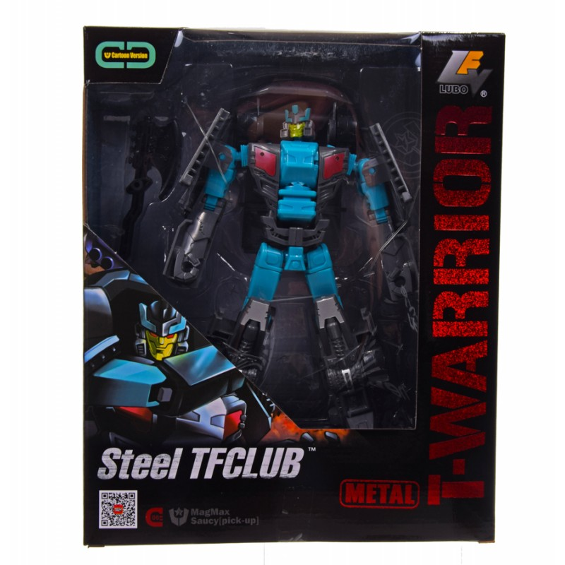 Robot plastik/metal samochód