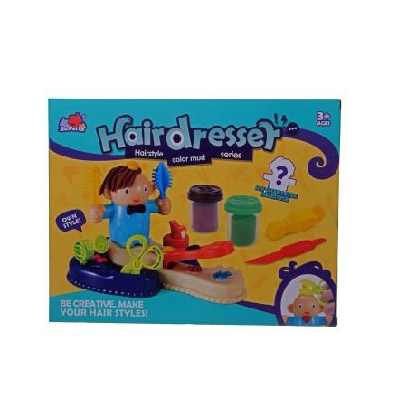 Masa plastyczna zakład fryzjerski