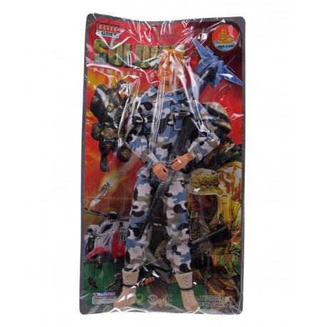 Figurka żołnierz