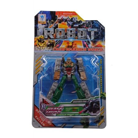 Robot - auto 2w1