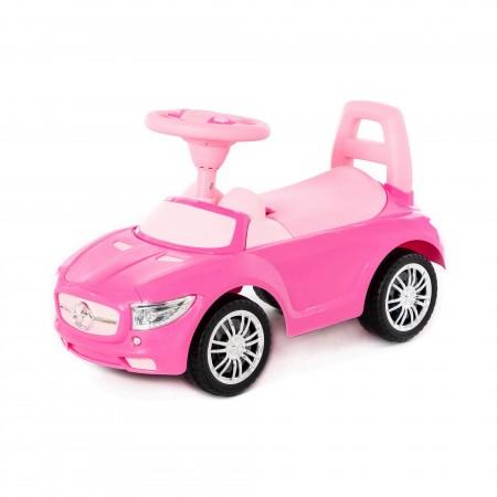 Jeździk Supercar 1 różowy
