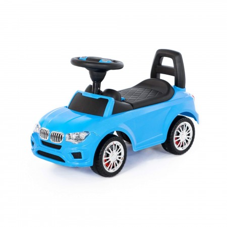 Jeździk Supercar 5 niebieski
