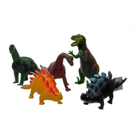 Dinozaur z grochem