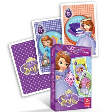 Karty piotruś - Księżniczka Sofia