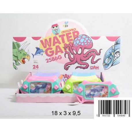 Zręcznościowa gra wodna